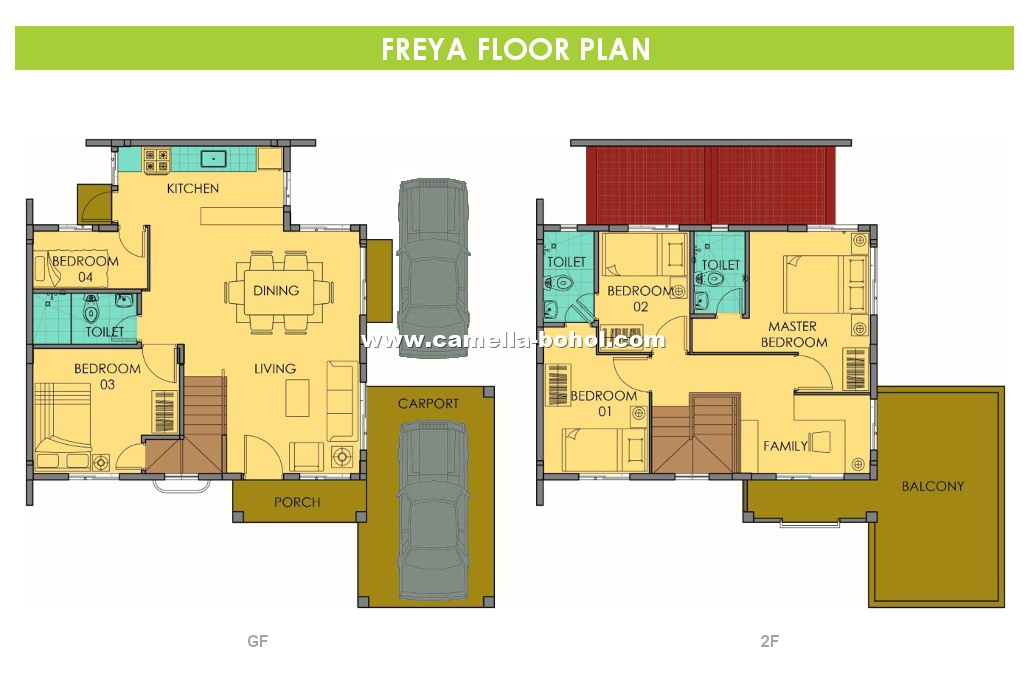 Freya  House for Sale in Bohol