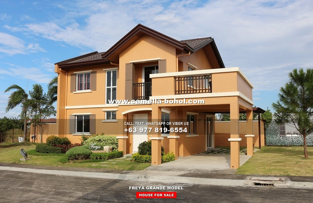 Freya House for Sale in Bohol