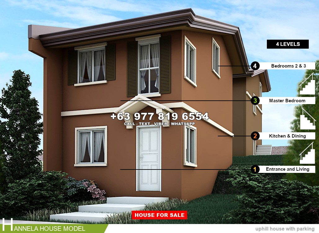 Hannela House for Sale in Bohol