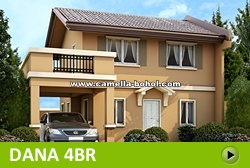 Dana House and Lot for Sale in Bohol Philippines
