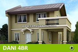 Dani House and Lot for Sale in Bohol Philippines