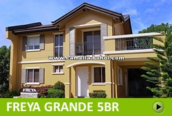 Freya House and Lot for Sale in Bohol Philippines