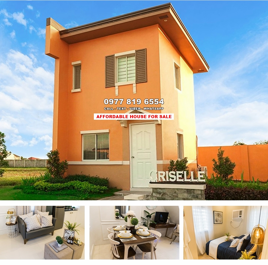Criselle House for Sale in Bohol