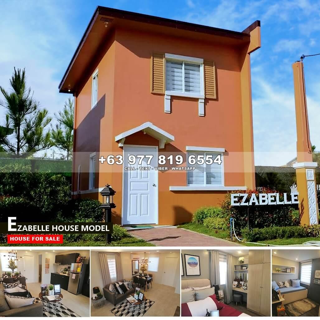 Ezabelle House for Sale in Bohol