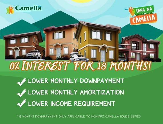 Promo for Camella Bohol.